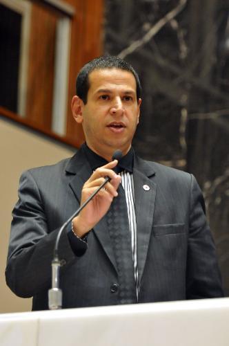 Cabo Júlio não quer interferência estadual no IPSM