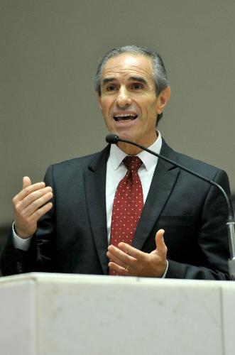 Garganta defendeu a mudança no conceito vigente no futebol de caçar talentos