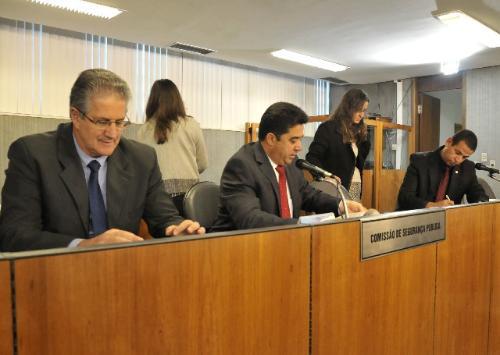 Deputados também aprovaram requerimento de audiência sobre o aumento dos índices de violência em bairro de BH