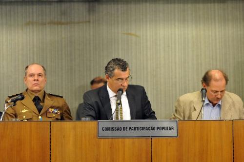 Será enviado ofício ao TJ solicitando que a petição da Defensoria Pública seja deferida com urgência