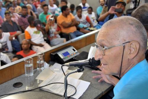 Padre Pier Luigi afirmou que há quatro meses pesquisa os documentos sobre Granja Werneck e Isidoro