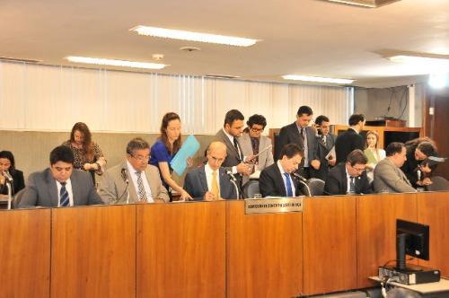 O projeto segue agora para análise da Comissão de Administração Pública - Foto:Pollyanna Maliniak