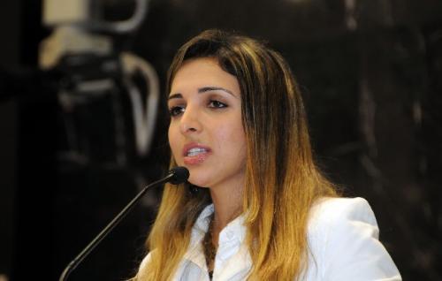 Mariana Carvalho falou sobre a rapidez no acolhimento ao usuário