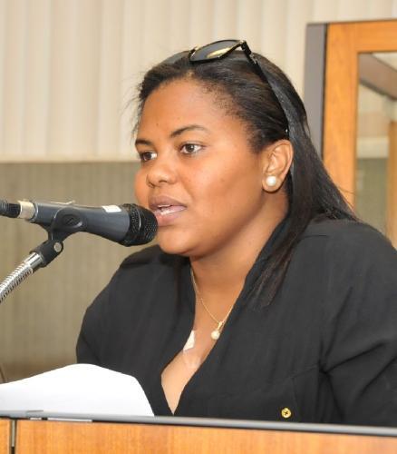 Segundo Dadieza da Silva, muitas vagas do concurso continuam preenchidas por servidores contratados temporariamente