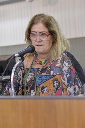 Isabel Lisboa reconheceu que falta um padrão de atendimento no sistema carcerário