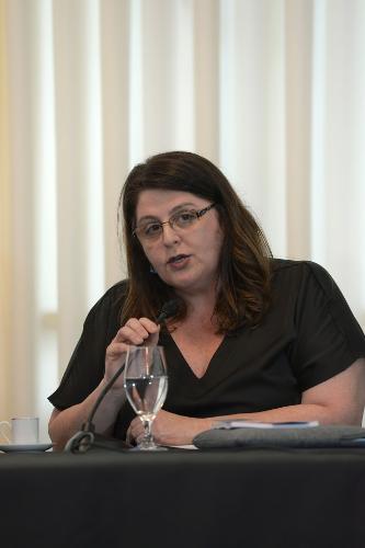 Para Patrícia, atuação da comissão é necessária no combate à violência