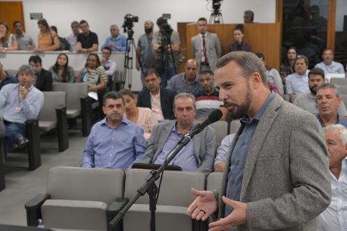 Prefeito de Andradas reforçou pedido de apoio para os municípios