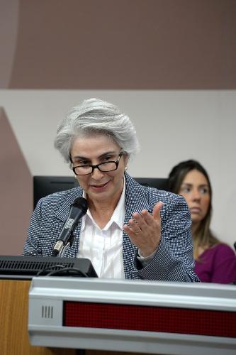 A secretária Ana Maria Valentini concordou com o rigor excessivo de muitas normas