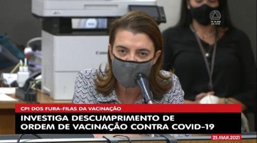 Conforme Simone Deoud, mais de 1,4 mil denúncias recebidas pela Ouvidoria de Saúde dizem respeito a fura-filas